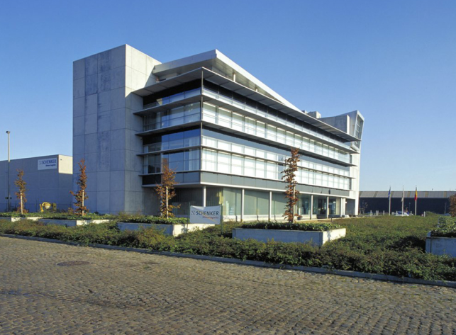 Offices to lease in the Port of Antwerp